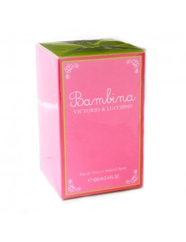 BAMBINA EAU DE TOILETTE 100ML SPRAY