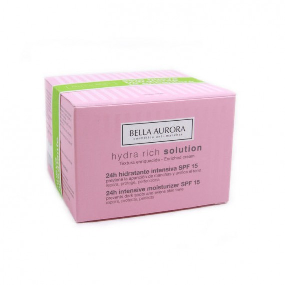 BA CREMA HYDRA RICH SOLUTION 50 ML