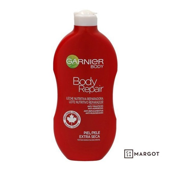 GARNIER BODY MILK ROJO 400ML