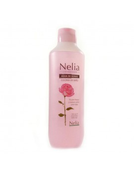 NELIA COLONIA AGUA DE ROSAS 750ML