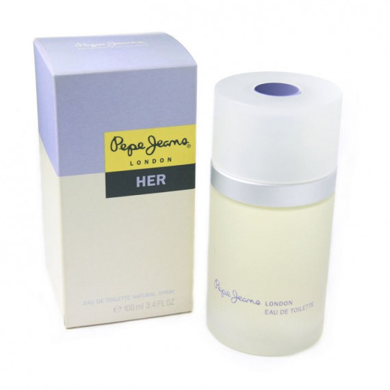 PEPE HER  EDT 100ML