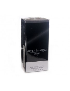 SILVER SHADOW MEN EAU DE TOILETTE 50ML SPRAY