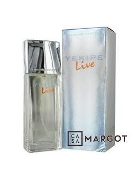 YEKIPE LIVE WOMAN EAU DE TOILETTE 100ML SPRAY